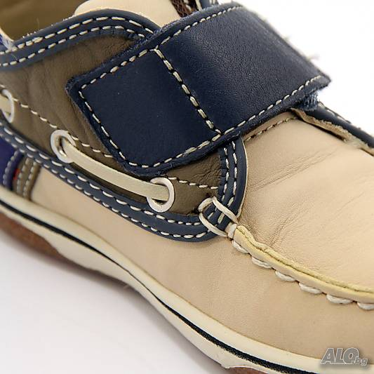 acd15520489 BIG SALE GEOX Дишащи Детски мокасини за прохождащи Обувки Момченце ...