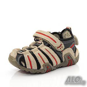 80f2ae271b0 BIG SALE GEOX Детски сандали със затворени пръсти