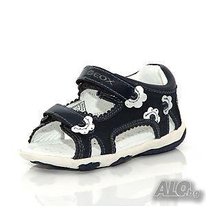 ef80292caec Акция GEOX Дишащи бебешки сандали със затворена пета