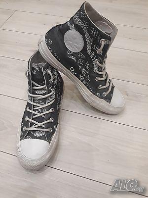 9a705b27475 Оригинални сиви кецове Converse. Мода, Стил » Обувки гр.