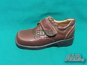 d7187c4add3 Детски обувки от естествена кожа