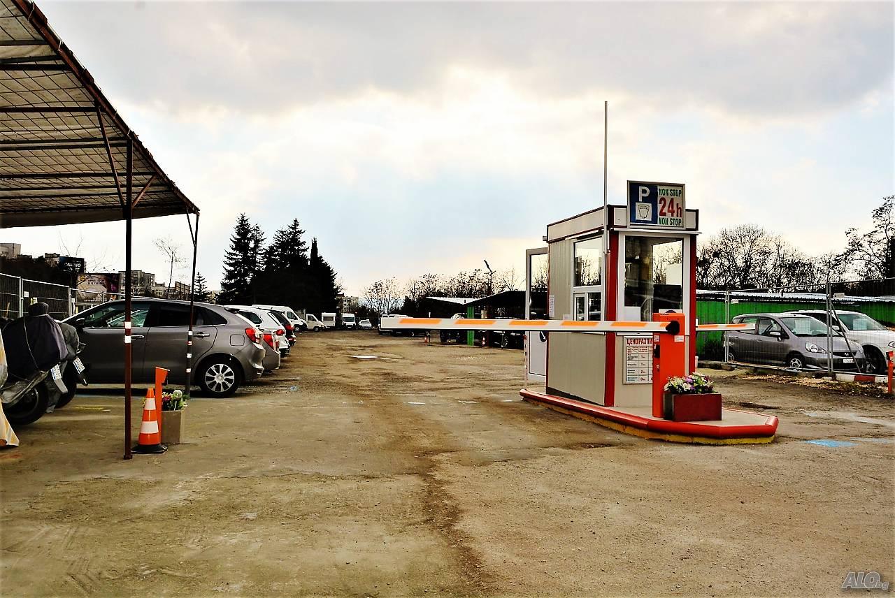 Parking Do Letishe Varna Parkomyasto Garazhi Parkingi Parkomesta