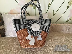 ffbb48ceaab Оригинална чанта-кошница от Африка