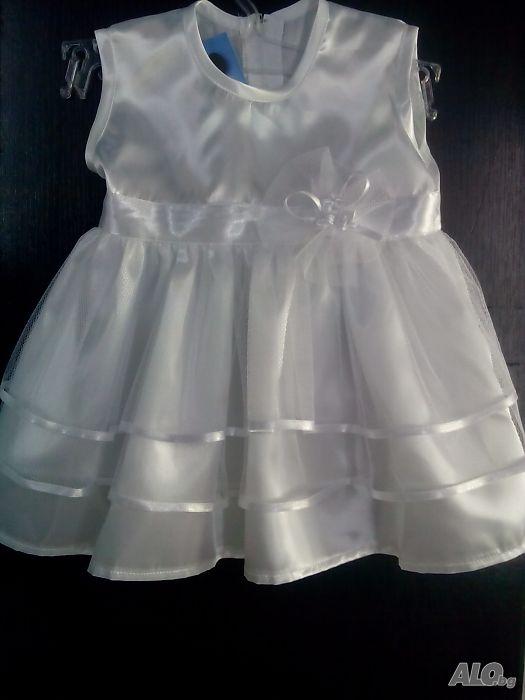 86f263a2a9f нови детски официални рокли Рокля Момиченце 2 - 3 години (до 98 см ...