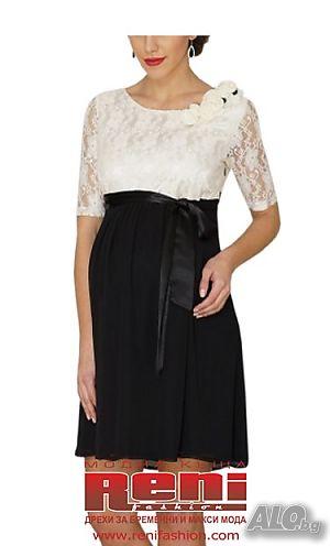 6d6dea30048 Официална рокля за бременни - модел 0554. Мода ...